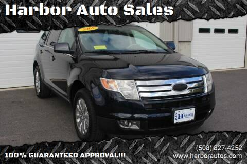 2009 Ford Edge for sale at Harbor Auto Sales in Hyannis MA