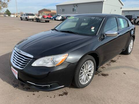 2011 Chrysler 200 for sale at De Anda Auto Sales in South Sioux City NE