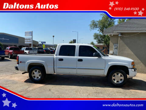 2007 GMC Sierra 1500 Classic for sale at Daltons Autos in Grand Junction CO