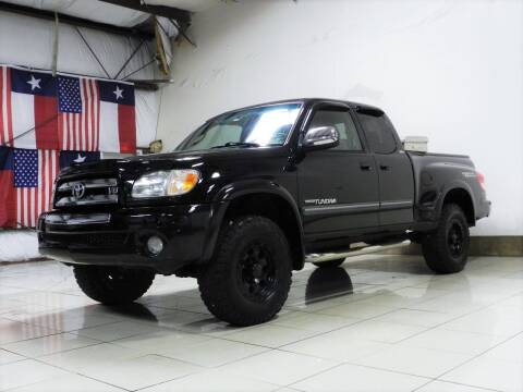 2003 Toyota Tundra for sale at ROADSTERS AUTO in Houston TX