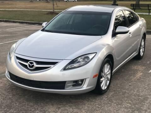 2011 Mazda MAZDA6 for sale at Hadi Motors in Houston TX