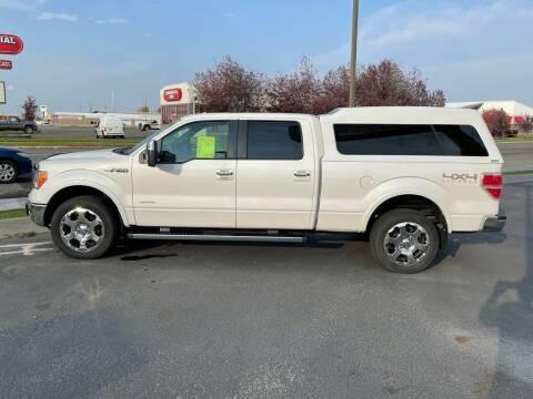 2012 Ford F-150 for sale at ALOTTA AUTO in Rexburg ID