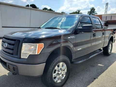 2012 Ford F-150 for sale at Atlanta's Best Auto Brokers in Marietta GA