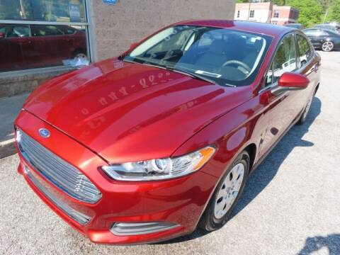 2014 Ford Fusion for sale at Southern Auto Solutions - 1st Choice Autos in Marietta GA