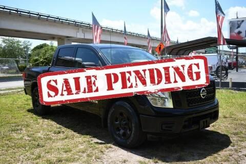 2017 Nissan Titan for sale at STS Automotive - Miami, FL in Miami FL