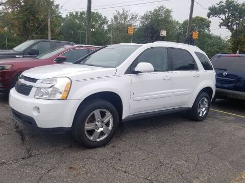 2009 Chevrolet Equinox for sale at DALE'S AUTO INC in Mt Clemens MI