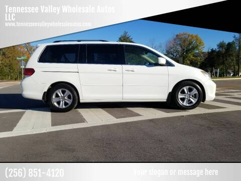 2008 Honda Odyssey for sale at Tennessee Valley Wholesale Autos LLC in Huntsville AL