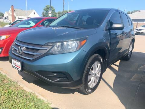 2014 Honda CR-V for sale at Triangle Auto Sales 2 in Omaha NE
