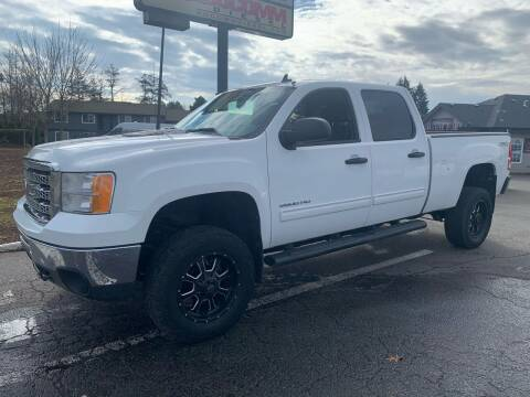 2014 GMC Sierra 2500HD for sale at South Commercial Auto Sales in Salem OR