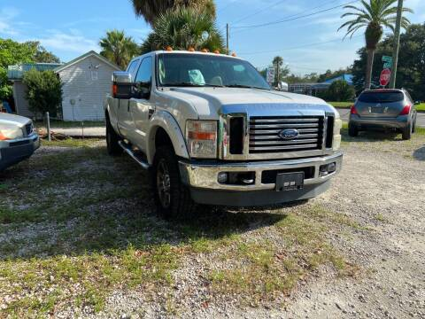 2008 Ford F-350 Super Duty for sale at D & D Detail Experts / Cars R Us in New Smyrna Beach FL