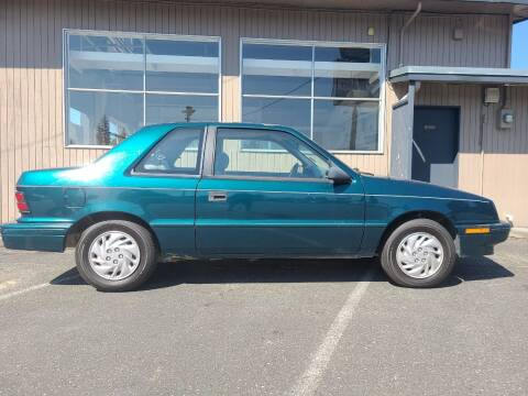 1993 Dodge Shadow for sale at Westside Motors in Mount Vernon WA