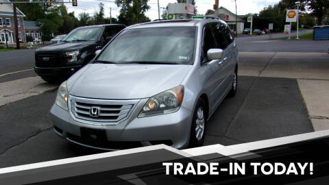2010 Honda Odyssey for sale at FERINO BROS AUTO SALES in Wrightstown PA