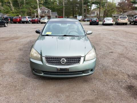 2005 Nissan Altima for sale at 1st Priority Autos in Middleborough MA