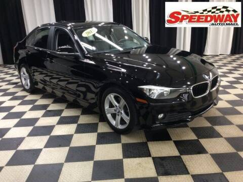 2015 BMW 3 Series for sale at SPEEDWAY AUTO MALL INC in Machesney Park IL