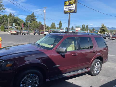2006 Ford Explorer for sale at Westside Motors in Mount Vernon WA