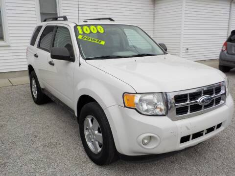2012 Ford Escape for sale at SEBASTIAN AUTO SALES INC. in Terre Haute IN