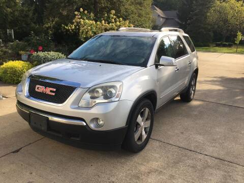 2009 GMC Acadia for sale at Payless Auto Sales LLC in Cleveland OH