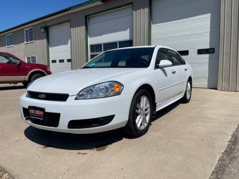 2012 Chevrolet Impala for sale at Northern Car Brokers in Belle Fourche SD