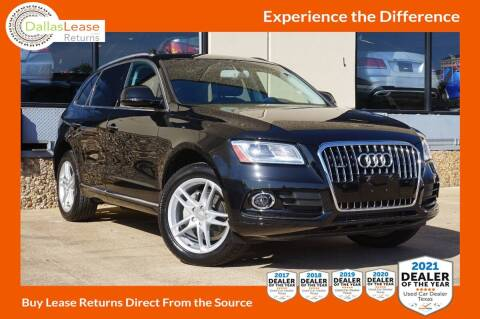 2017 Audi Q5 for sale at Dallas Auto Finance in Dallas TX