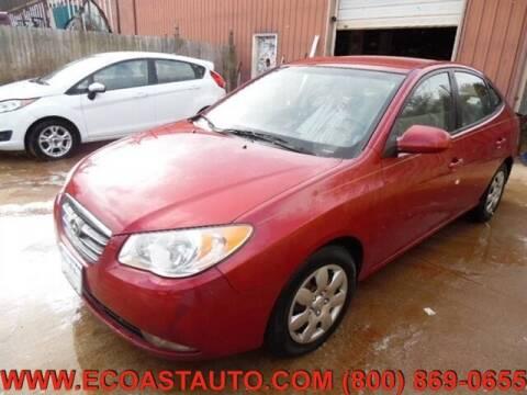 2008 Hyundai Elantra for sale at East Coast Auto Source Inc. in Bedford VA