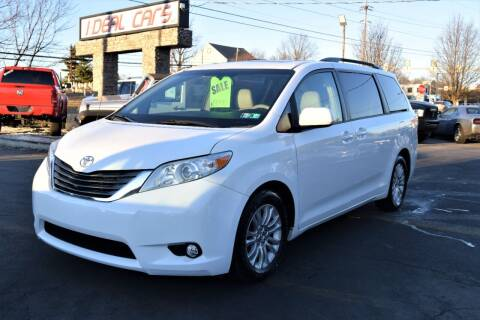 2014 Toyota Sienna for sale at I-DEAL CARS in Camp Hill PA