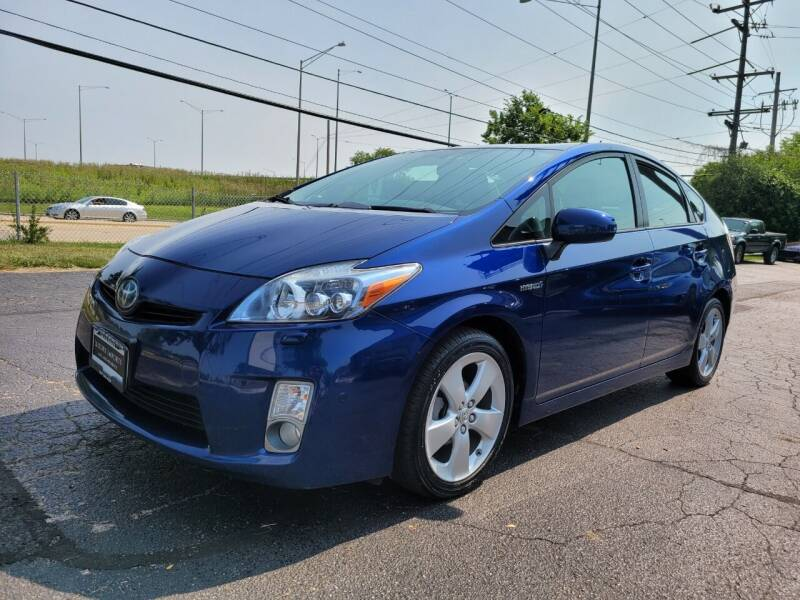 2010 Toyota Prius for sale at Luxury Imports Auto Sales and Service in Rolling Meadows IL
