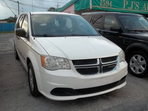 2012 Dodge Grand Caravan for sale at PJ's Auto World Inc in Clearwater FL