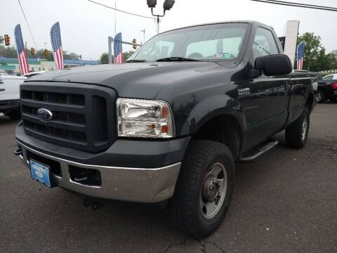 2006 Ford F-250 Super Duty for sale at P J McCafferty Inc in Langhorne PA