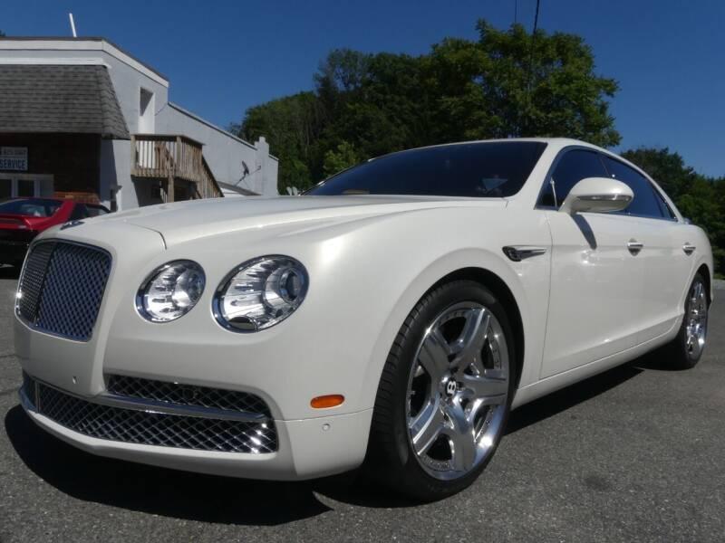 2015 Bentley Flying Spur for sale at P&D Sales in Rockaway NJ