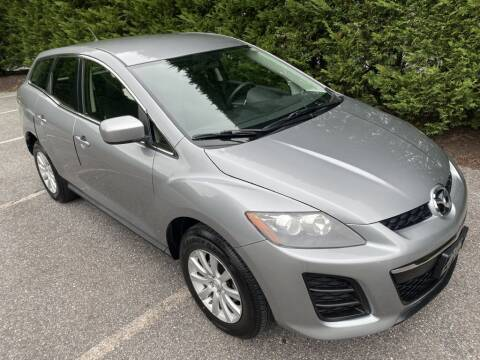2011 Mazda CX-7 for sale at Limitless Garage Inc. in Rockville MD