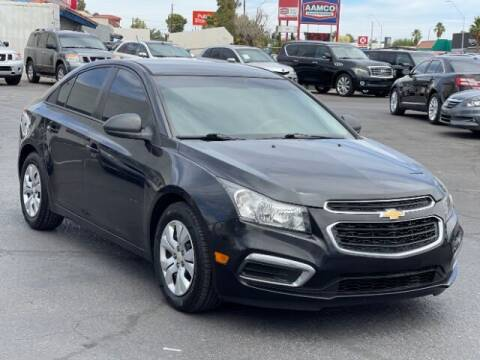 2015 Chevrolet Cruze for sale at Brown & Brown Auto Center in Mesa AZ