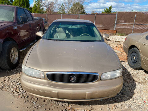 2004 Buick Century for sale at Encore Auto Parts & Recycling in Jefferson GA