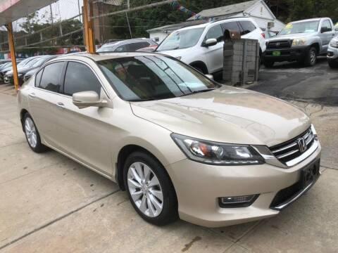2013 Honda Accord for sale at Sylhet Motors in Jamaica NY