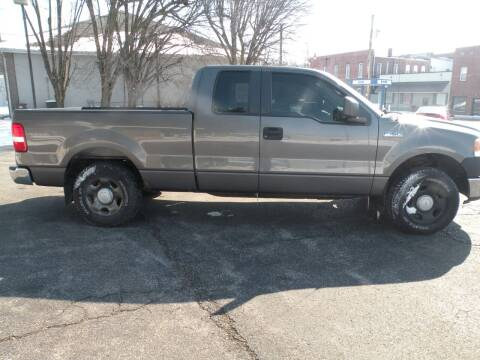 2007 Ford F-150 for sale at Kingdom Auto Centers in Litchfield IL