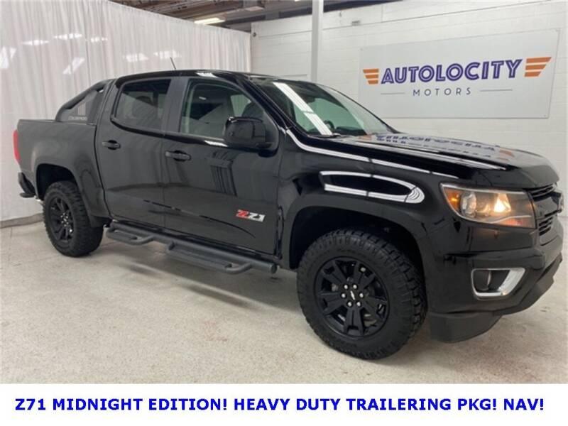 2018 Chevrolet Colorado for sale in Ogden, UT