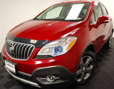 2014 Buick Encore for sale at CarNova in Stafford VA