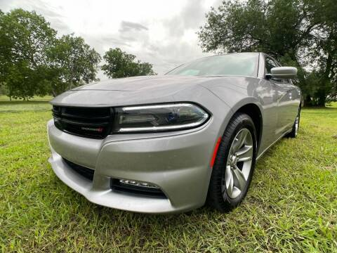 2017 Dodge Charger for sale at Carz Of Texas Auto Sales in San Antonio TX
