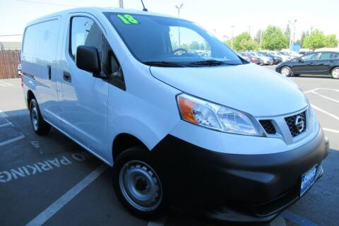 2018 Nissan NV200 for sale at Choice Auto & Truck in Sacramento CA