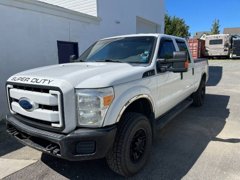 2012 Ford F-250 Super Duty for sale at Pinnacle Automotive Group in Roselle NJ