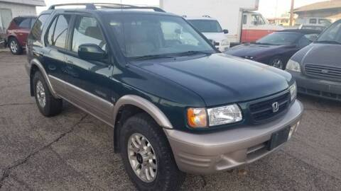 2000 Honda Passport for sale at MQM Auto Sales in Nampa ID
