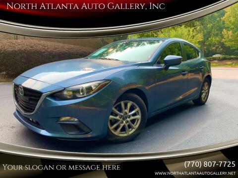 2014 Mazda MAZDA3 for sale at North Atlanta Auto Gallery, Inc in Alpharetta GA