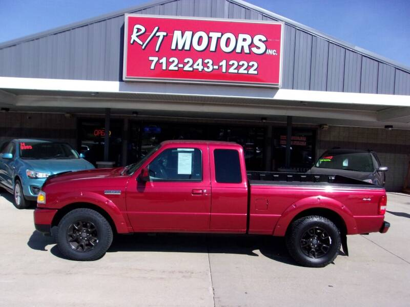 2011 Ford Ranger for sale at RT Motors Inc in Atlantic IA