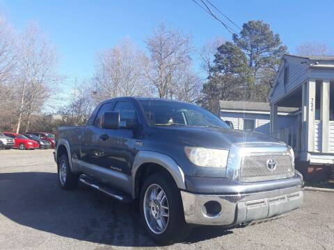 2007 Toyota Tundra for sale at Select Luxury Motors in Cumming GA