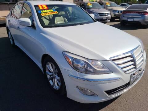 2013 Hyundai Genesis for sale at Super Cars Sales Inc #1 - Super Auto Sales Inc #2 in Modesto CA