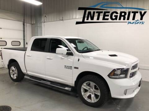 2017 RAM Ram Pickup 1500 for sale at Integrity Motors, Inc. in Fond Du Lac WI