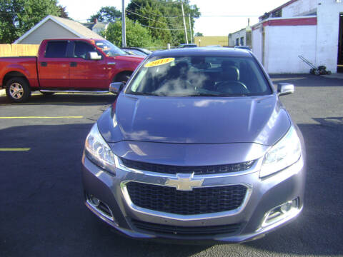 2014 Chevrolet Malibu for sale at Absolute Motors in Hammond IN