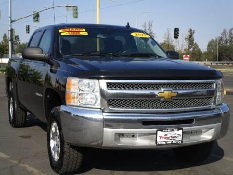 2012 Chevrolet Silverado 1500 for sale at PRIMETIME AUTOS in Sacramento CA