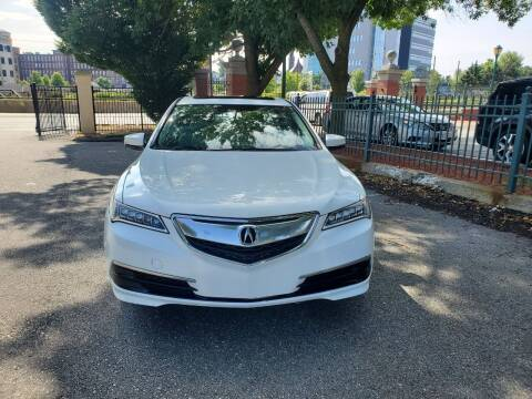 2015 Acura TLX for sale at EBN Auto Sales in Lowell MA