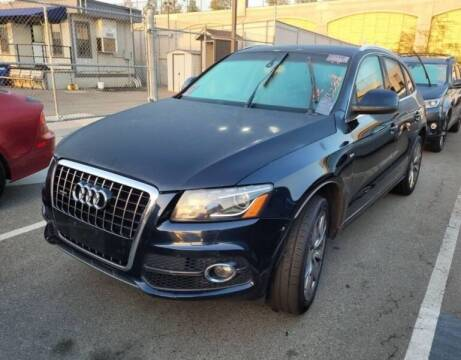 2011 Audi Q5 for sale at SoCal Auto Auction in Ontario CA