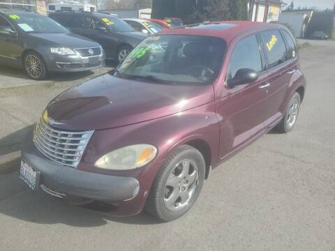2001 Chrysler PT Cruiser for sale at Payless Car & Truck Sales in Mount Vernon WA